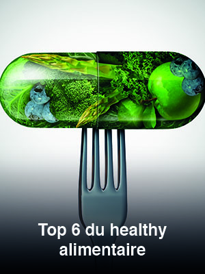 article Top Healthy alimentaire
